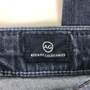 Ag Adriano Goldschmied Jeans - ⬇️AG ADRIANO GOLDSCHMEID The High Rise Stevie Ankl